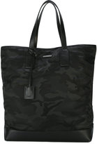 Saint Laurent camouflage tote - men - Polyimide - One Size