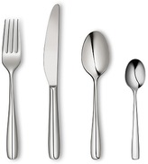 John Lewis Seville 18/10 Polished Stainless Steel Cutlery Set, 24 Piece