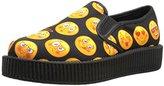 T.U.K. Unisex Emoji Creeper Slip-On Loafer