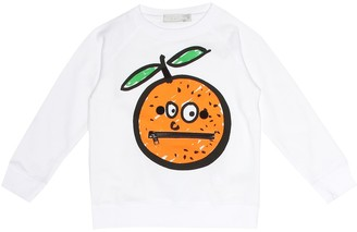 Stella McCartney AppliquAd cotton sweater