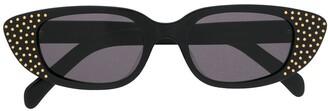 Celine Embellished Cat-Eye Frame Sunglasses