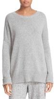 Theory Women's 'Karenia' Step Hem Cashmere Sweater