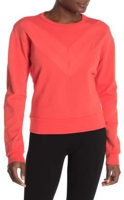 Maaji Pristine Chevron Design Sweatshirt