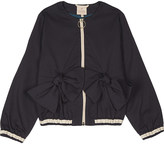 Roksanda Ilincic Narla cotton jacket 6-12 years