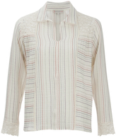 Paul & Joe Sister Women's Emiglia Blouse Cream