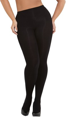 Gold Toe Women's Plus Size Semi Blackout Opaque Tights 1 Pair