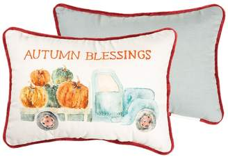 Primitives By Kathy Autumn Blessings Pillow