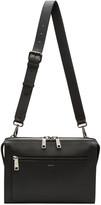 Fendi Black Document Holder Bag