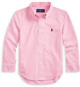 Ralph Lauren Little Boy's & Boy's Natural Stretch Button-Down Shirt