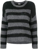P.A.R.O.S.H. striped oversized sweater