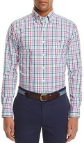 Vineyard Vines North Sea Check Tucker Classic Fit Button-Down Shirt