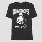 Star Wars Boys' Storm Troopers T-Shirt - Black