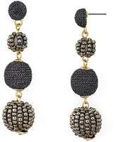 Aqua Drop Earrings - 100% Exclusive
