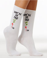 Hue Women's You're So Radish Socks
