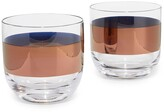 Thumbnail for your product : Tom Dixon Tank Whisky Glasses