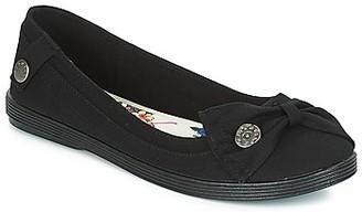 Blowfish Malibu GIMLET women's Shoes (Pumps / Ballerinas) in Black
