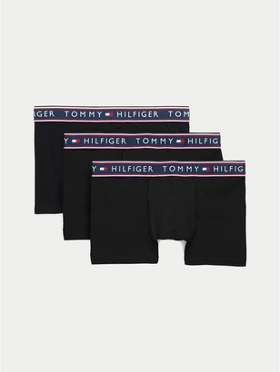 Tommy Hilfiger Cotton Stretch Trunk 3PK