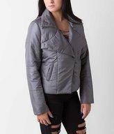 Daytrip Women's Puffer Jacket in Grey