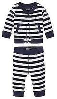 Tommy Hilfiger Th Baby 2 Piece Stripe Coverall