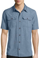 ZeroXposur Tour Short-Sleeve Woven Shirt