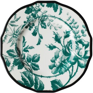 Gucci Herbarium accent plate, set of two