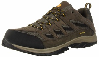 Columbia Men's Crestwood Waterproof Hiking Shoe