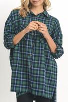 Umgee USA Paid Flannel