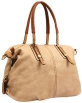 MG Collection Acacia Oversize Shopper Shoulder Bag