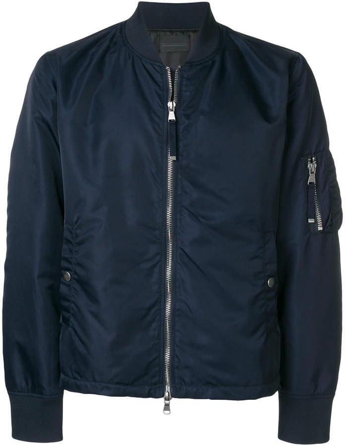 Diesel Black Gold classic bomber jacket