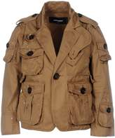 DSQUARED2 Jackets - Item 49222691