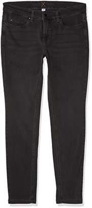 M·A·C MAC Jeans Women's Dream Skinny Jeans, (Dark Grey Used Wash D975), (Size: 00/30)