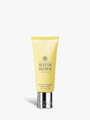Molton Brown Orange & Bergamot Hand Cream, 40ml
