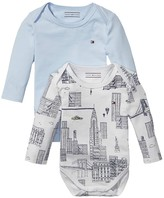 Tommy Hilfiger Th Baby 2 Bodysuit Giftbox