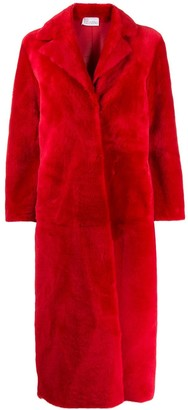 RED Valentino Oversized Midi Coat