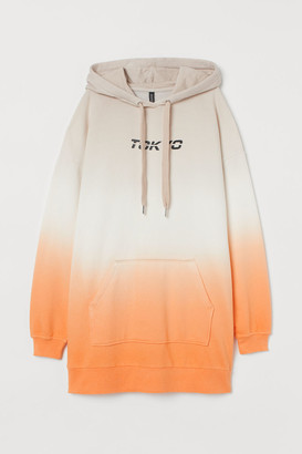 H&M Long hooded top