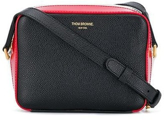 Thom Browne tricolour-stripe crossbody bag