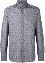 Lanvin 'Pool Spider' print shirt
