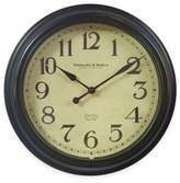 Bed Bath & Beyond Traditional Bronze Finish 10-Inch Wall Clock