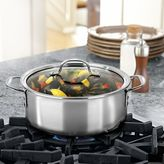 Calphalon Tri-Ply Stainless Steel 5-qt. Covered Dutch Oven