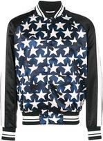 Valentino star print jacket