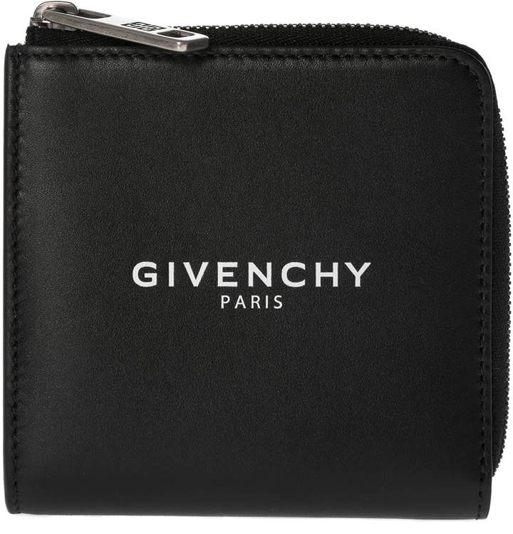Givenchy Square Zip-around Wallet
