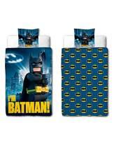 Batman Lego Hero Personalised Duvet