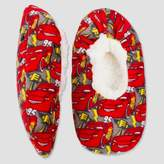 Disney Toddler Boys' Cars® Lightning McQueen Slipper - Grey