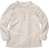 Carter's 3/4 Sleeve Flannel Top