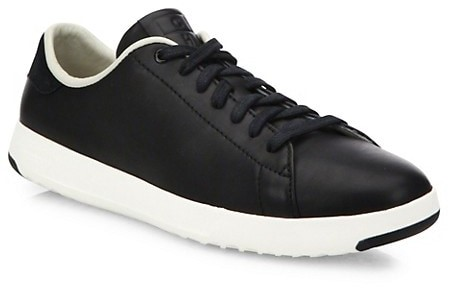Cole Haan GrandPro Leather Sneakers