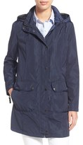 Larry Levine Women's Hooded Anorak