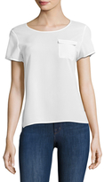 French Connection Flap Pocket Tee