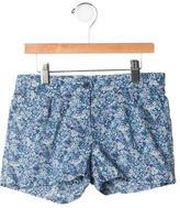 Bonpoint Girls' Floral Shorts