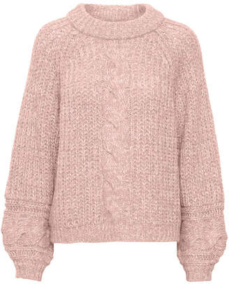 Gestuz Blush ZiaGZ Knitted Pullover - Size S
