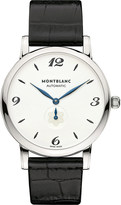 Montblanc 107073 Star stainless steel watch